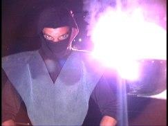 Movie Still - The Ninja!
