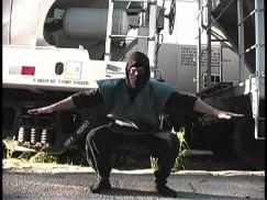 Movie Still - Ninja on the hunt
