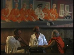 Movie Still - Socrates, Decarte & The Buddha at the Bar